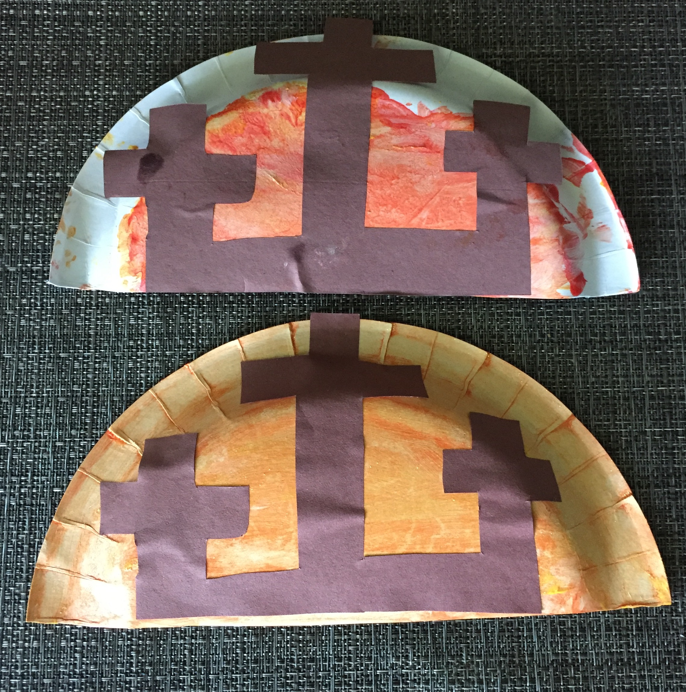 Kids 3 Cross Craft